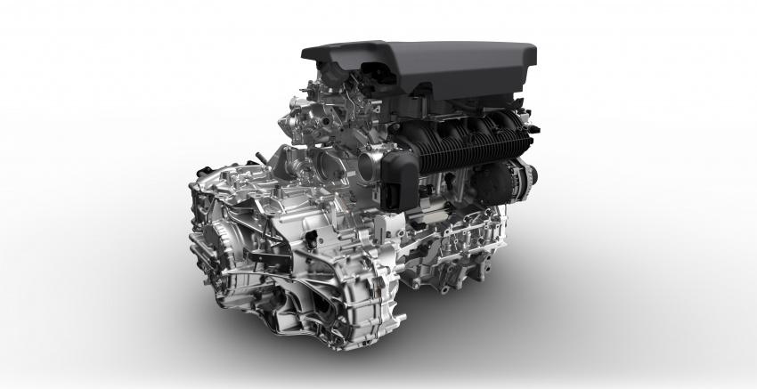 Honda Accord 2018 didedahkan – 1.5 VTEC Turbo dan 2.0 VTEC Turbo bersama transmisi auto 10-kelajuan Image #683771