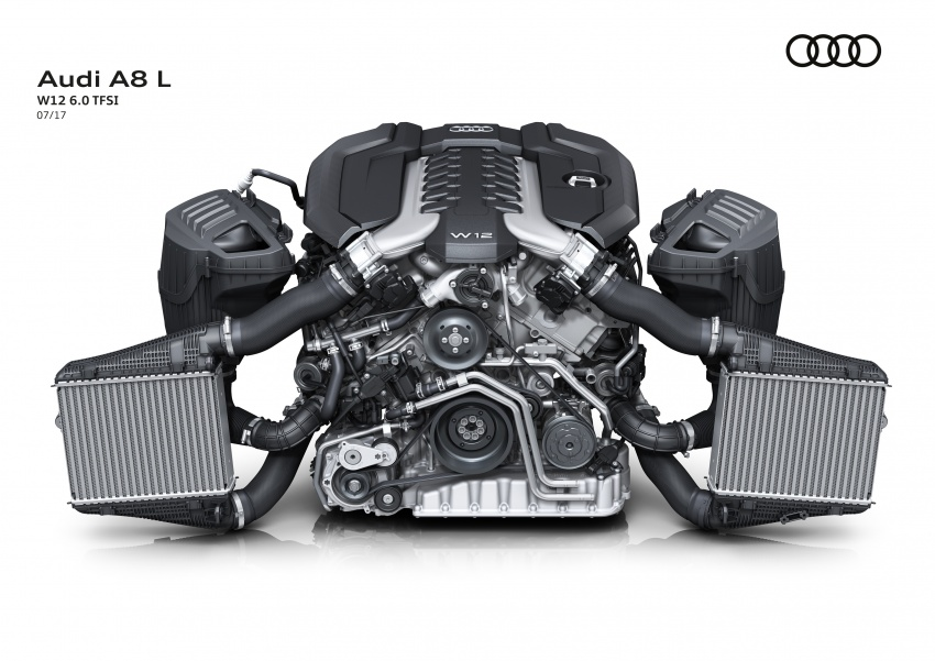 2018 Audi A8 unveiled – new tech, standard mild hybrid system, world-first Level 3 autonomous driving Image #681584