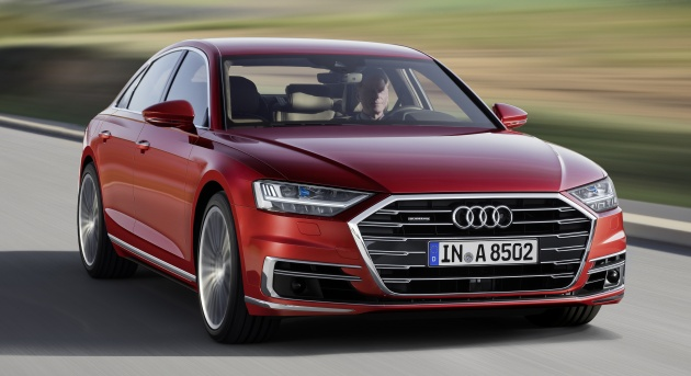 Audi To Own Up To Selfdriving Car Accidents Report - Audi driverless car