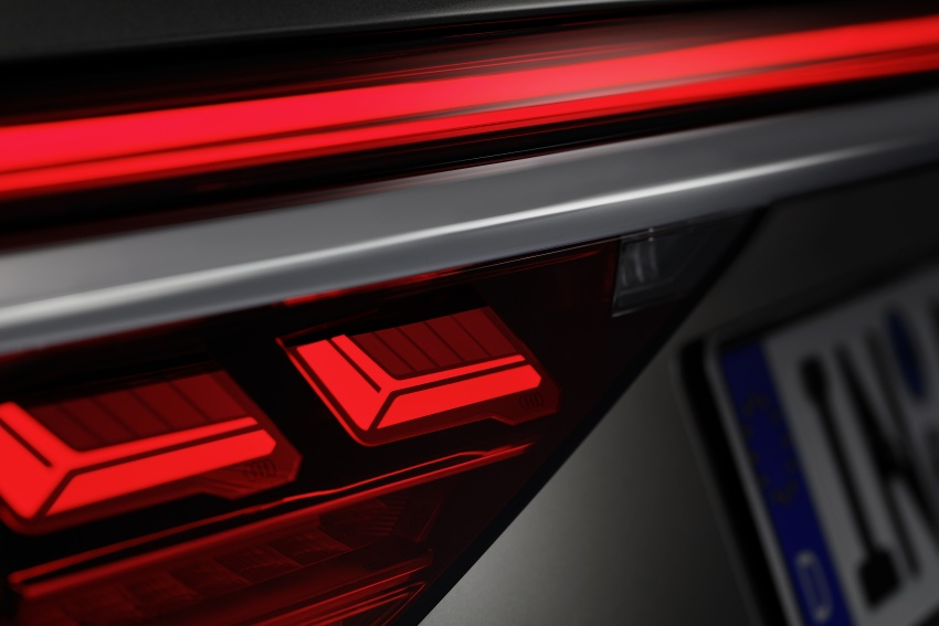 2018 Audi A8 unveiled – new tech, standard mild hybrid system, world-first Level 3 autonomous driving Image #681626