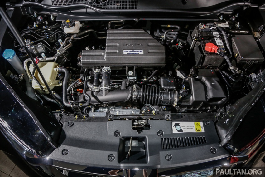 Honda CR-V 2017 dilancar di M'sia – 3 varian 1.5L turbo dan 1 varian 2.0L N/A, harga RM142k-RM168k Image #681723