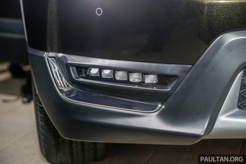 Honda CR-V 2017 dilancar di M'sia – 3 varian 1.5L turbo dan 1 varian 2.0L N/A, harga RM142k-RM168k Image #681712