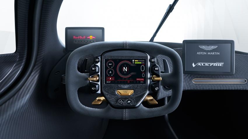 Aston Martin Valkyrie – revised aero, plus interior pics Image #682533