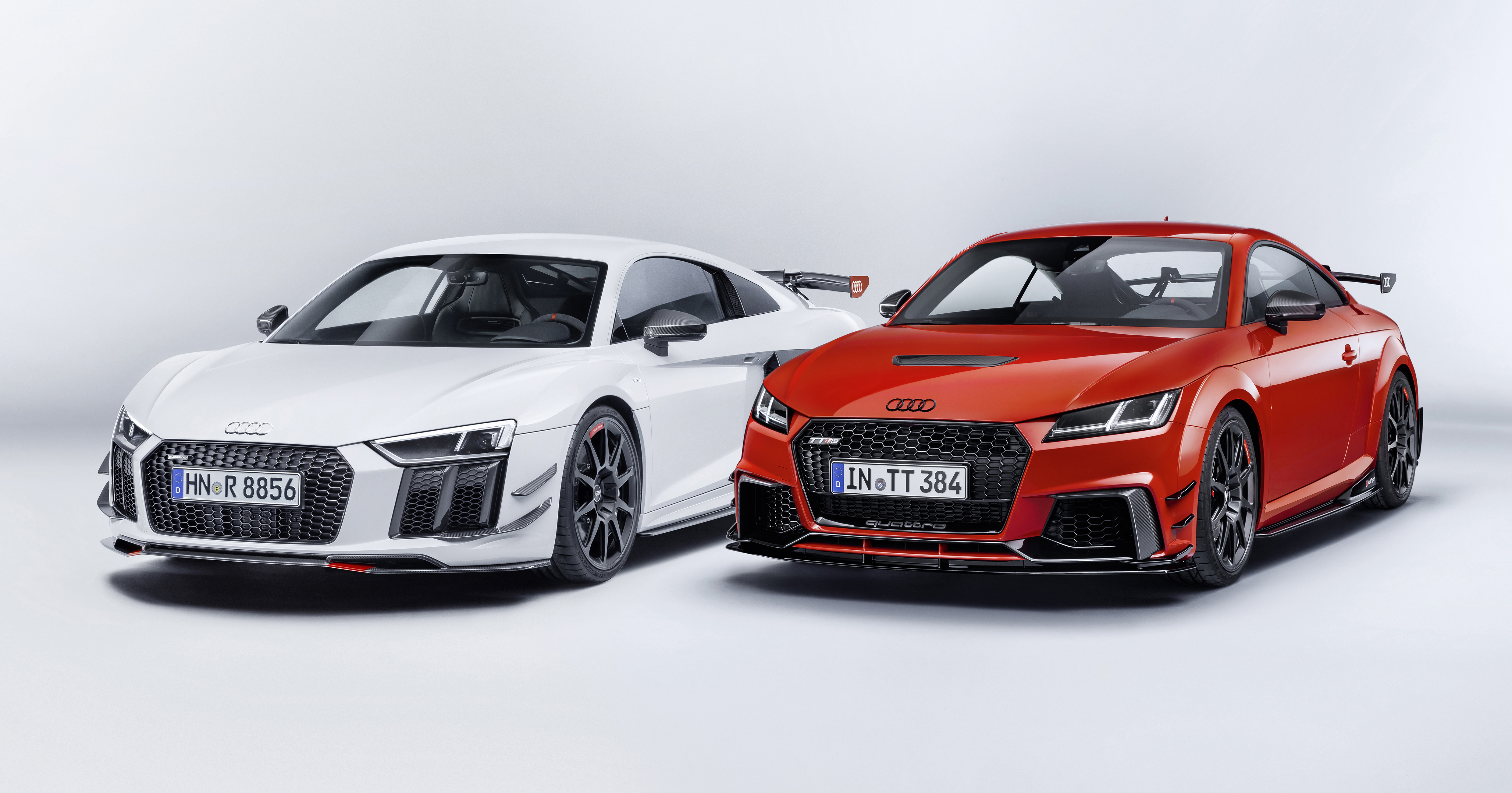 Audi Sport Performance Parts Now Available For R8 Tt Paul