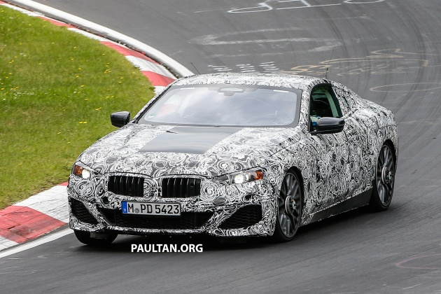 Nurburgring is the ideal place for testing new vehicles, not just