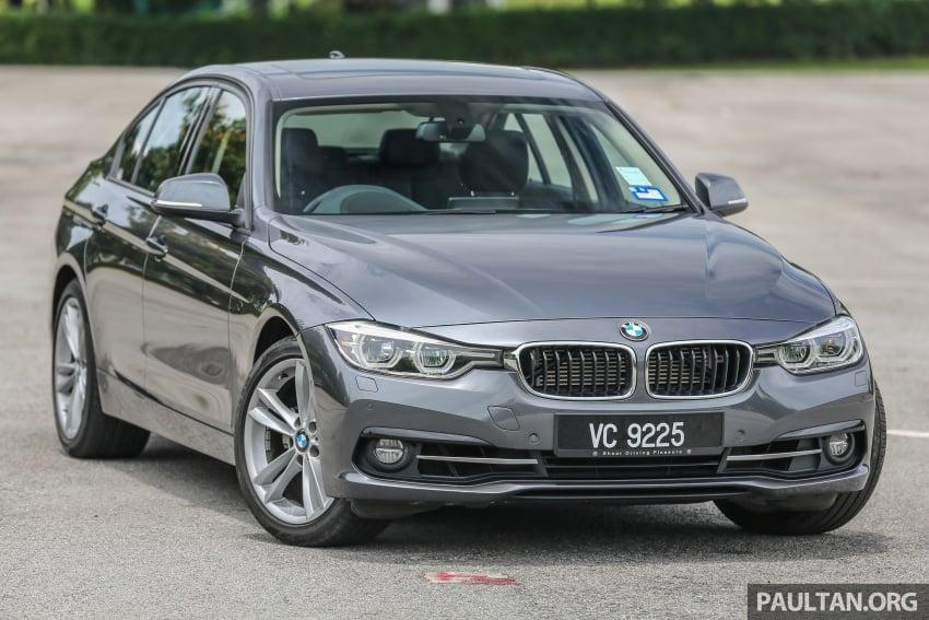 Driven Web Series 2017 #1: plug-in hybrid sedans – BMW 330e vs Mercedes C350e vs VW Passat 2.0 TSI Image #690501