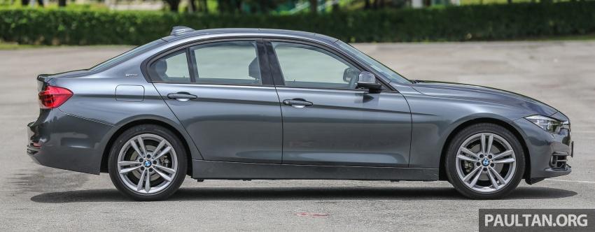 Driven Web Series 2017 #1: plug-in hybrid sedans – BMW 330e vs Mercedes C350e vs VW Passat 2.0 TSI Image #690527