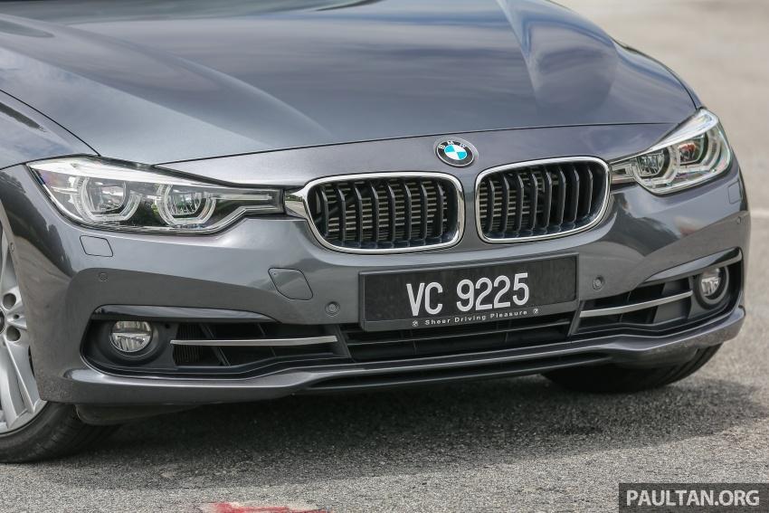 Driven Web Series 2017 #1: plug-in hybrid sedans – BMW 330e vs Mercedes C350e vs VW Passat 2.0 TSI Image #690532