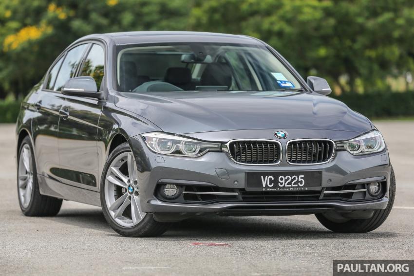 Driven Web Series 2017 #1: plug-in hybrid sedans – BMW 330e vs Mercedes C350e vs VW Passat 2.0 TSI Image #690503
