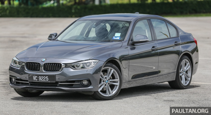 Driven Web Series 2017 #1: plug-in hybrid sedans – BMW 330e vs Mercedes C350e vs VW Passat 2.0 TSI Image #690506