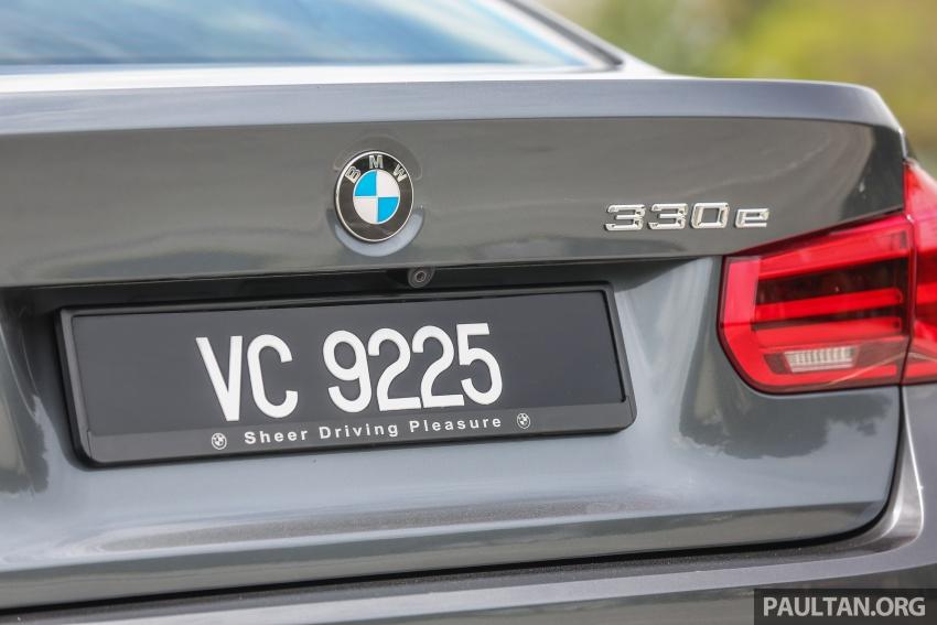Driven Web Series 2017 #1: plug-in hybrid sedans – BMW 330e vs Mercedes C350e vs VW Passat 2.0 TSI Image #690577