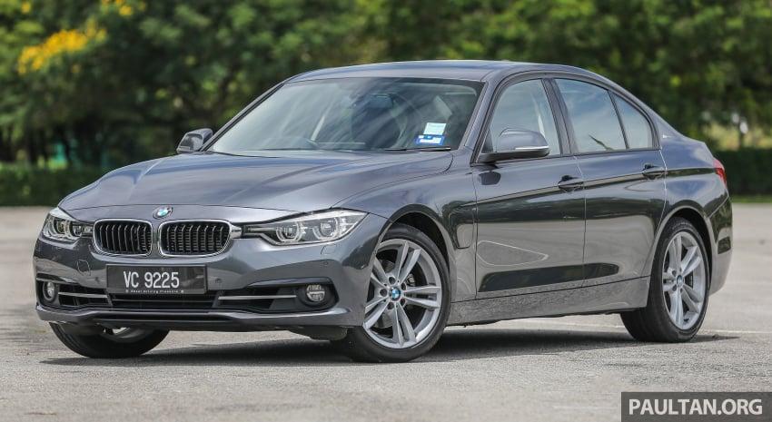 Driven Web Series 2017 #1: plug-in hybrid sedans – BMW 330e vs Mercedes C350e vs VW Passat 2.0 TSI Image #690508