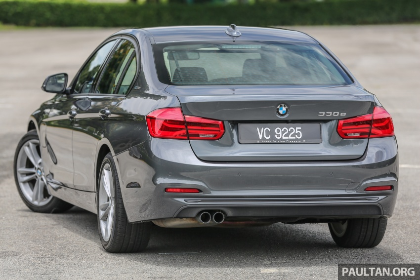 Driven Web Series 2017 #1: plug-in hybrid sedans – BMW 330e vs Mercedes C350e vs VW Passat 2.0 TSI Image #690510