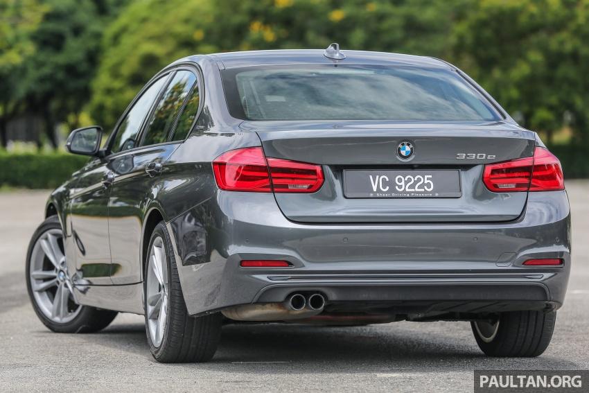 Driven Web Series 2017 #1: plug-in hybrid sedans – BMW 330e vs Mercedes C350e vs VW Passat 2.0 TSI Image #690514