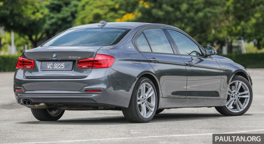 Driven Web Series 2017 #1: plug-in hybrid sedans – BMW 330e vs Mercedes C350e vs VW Passat 2.0 TSI Image #690518