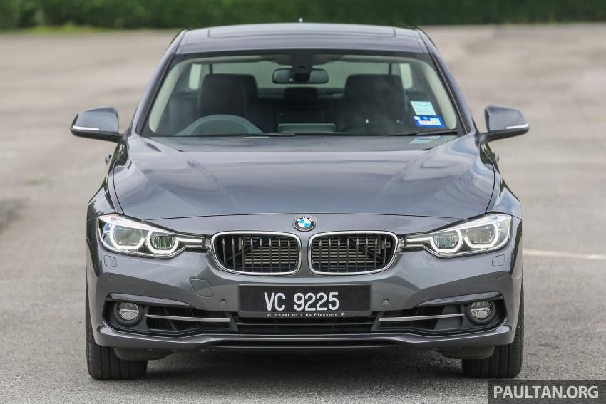 Driven Web Series 2017 #1: plug-in hybrid sedans – BMW 330e vs Mercedes C350e vs VW Passat 2.0 TSI Image #690520