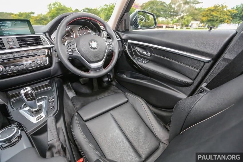 Driven Web Series 2017 #1: plug-in hybrid sedans – BMW 330e vs Mercedes C350e vs VW Passat 2.0 TSI Image #690634