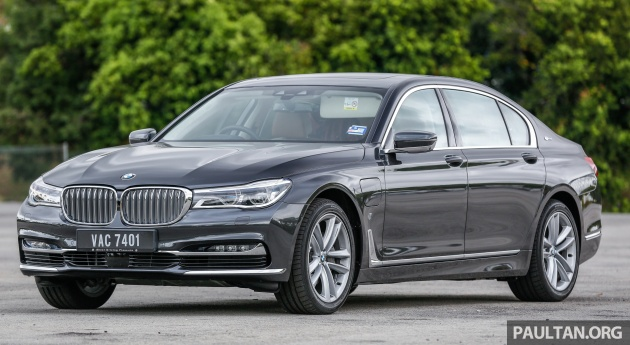 2019 Bmw 7 Series To Get More Powerful 745e Variant