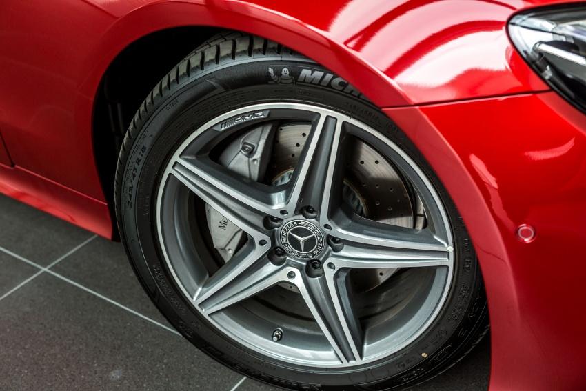 Mercedes-Benz E-Class Coupe kini dilancarkan di Malaysia – tiga varian, harga dari RM436k Image #688770