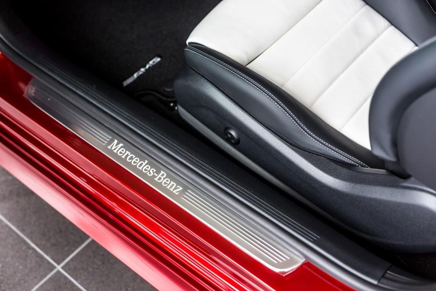 Mercedes-Benz E-Class Coupe kini dilancarkan di Malaysia – tiga varian, harga dari RM436k Image #688772