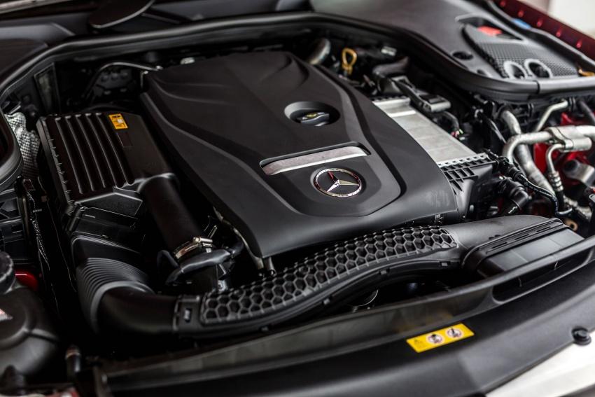 Mercedes-Benz E-Class Coupe kini dilancarkan di Malaysia – tiga varian, harga dari RM436k Image #688850
