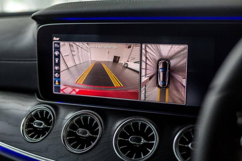 Mercedes-Benz E-Class Coupe kini dilancarkan di Malaysia – tiga varian, harga dari RM436k Image #688854