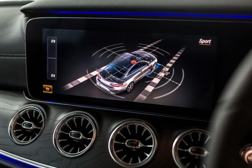 Mercedes-Benz E-Class Coupe kini dilancarkan di Malaysia – tiga varian, harga dari RM436k Image #688855