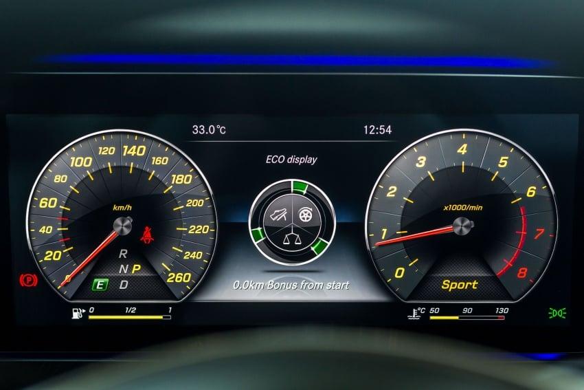 Mercedes-Benz E-Class Coupe kini dilancarkan di Malaysia – tiga varian, harga dari RM436k Image #688804