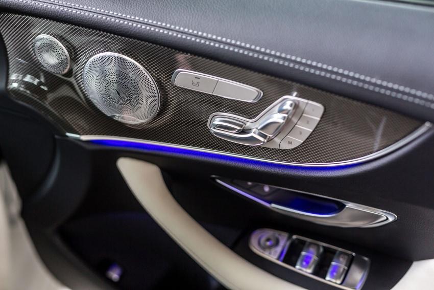 Mercedes-Benz E-Class Coupe kini dilancarkan di Malaysia – tiga varian, harga dari RM436k Image #688887