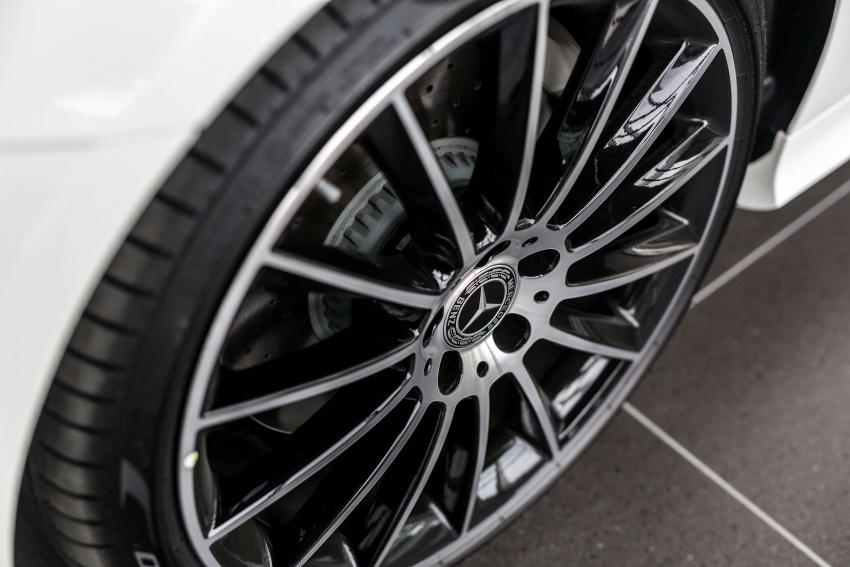 Mercedes-Benz E-Class Coupe kini dilancarkan di Malaysia – tiga varian, harga dari RM436k Image #688879