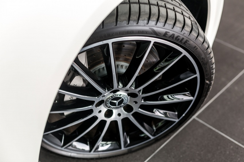 Mercedes-Benz E-Class Coupe kini dilancarkan di Malaysia – tiga varian, harga dari RM436k Image #688934