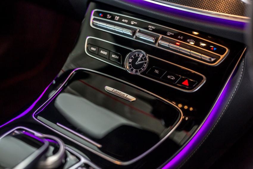 Mercedes-Benz E-Class Coupe kini dilancarkan di Malaysia – tiga varian, harga dari RM436k Image #688964