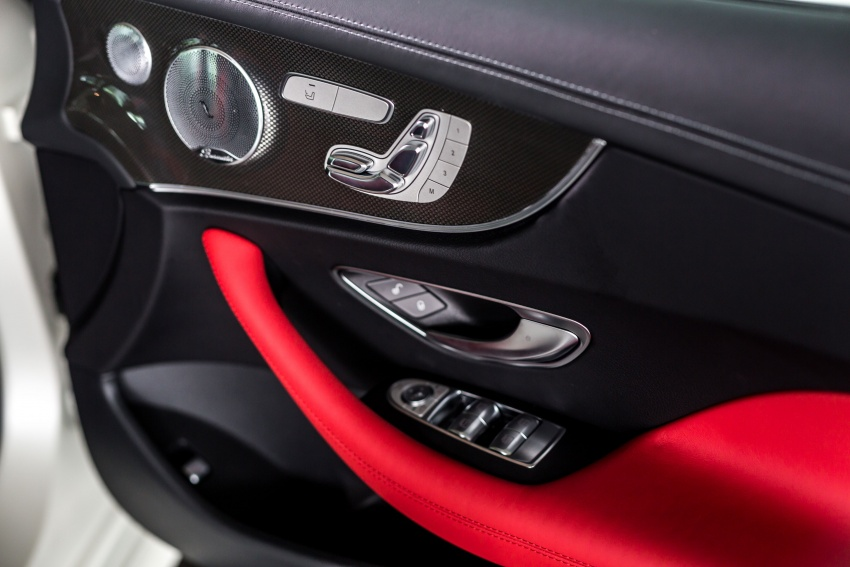 Mercedes-Benz E-Class Coupe kini dilancarkan di Malaysia – tiga varian, harga dari RM436k Image #688970
