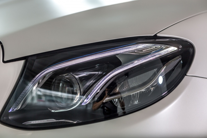 Mercedes-Benz E-Class Coupe kini dilancarkan di Malaysia – tiga varian, harga dari RM436k Image #688933