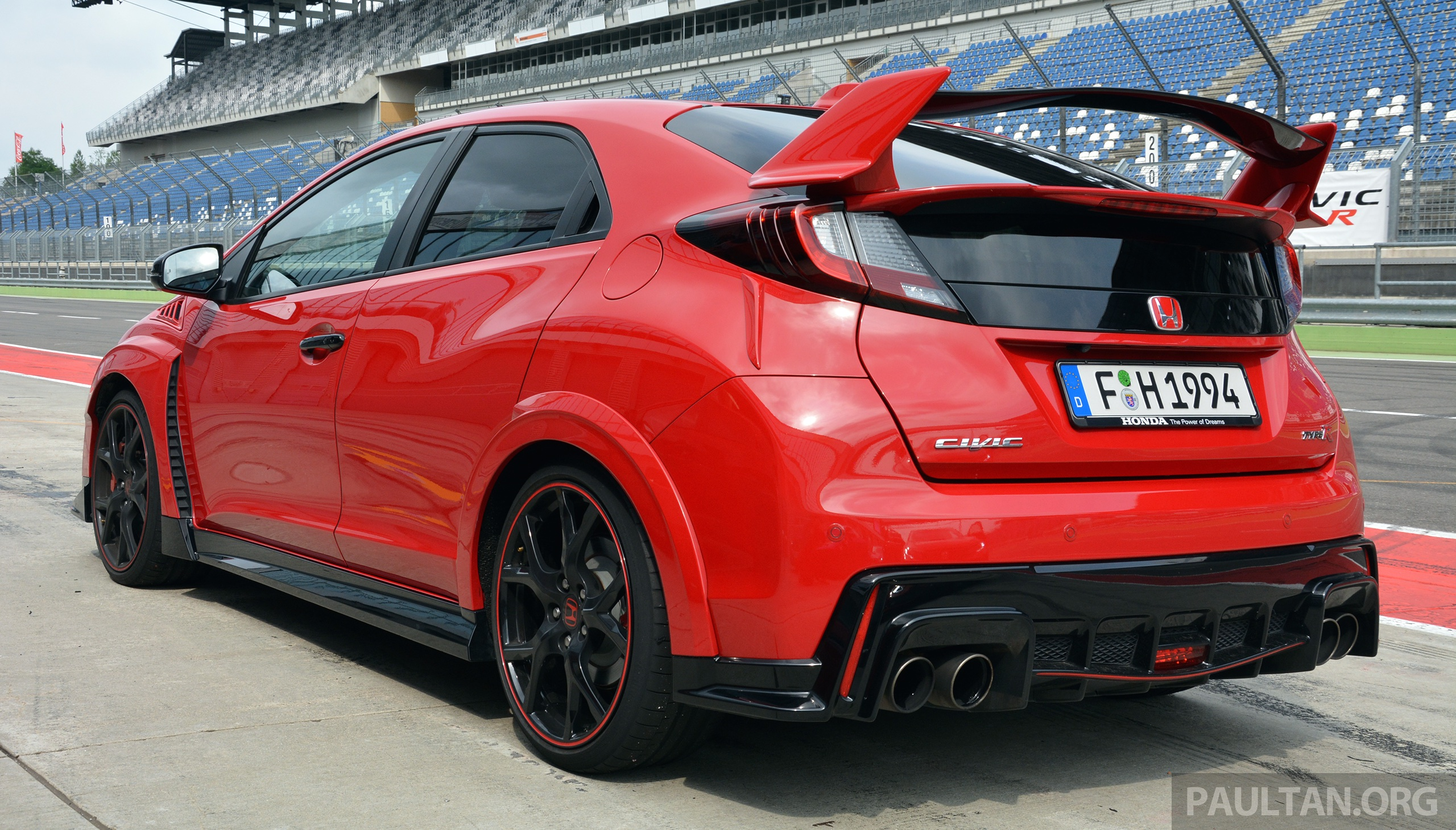 gallery honda civic type r fwd king of the ring meets. Black Bedroom Furniture Sets. Home Design Ideas