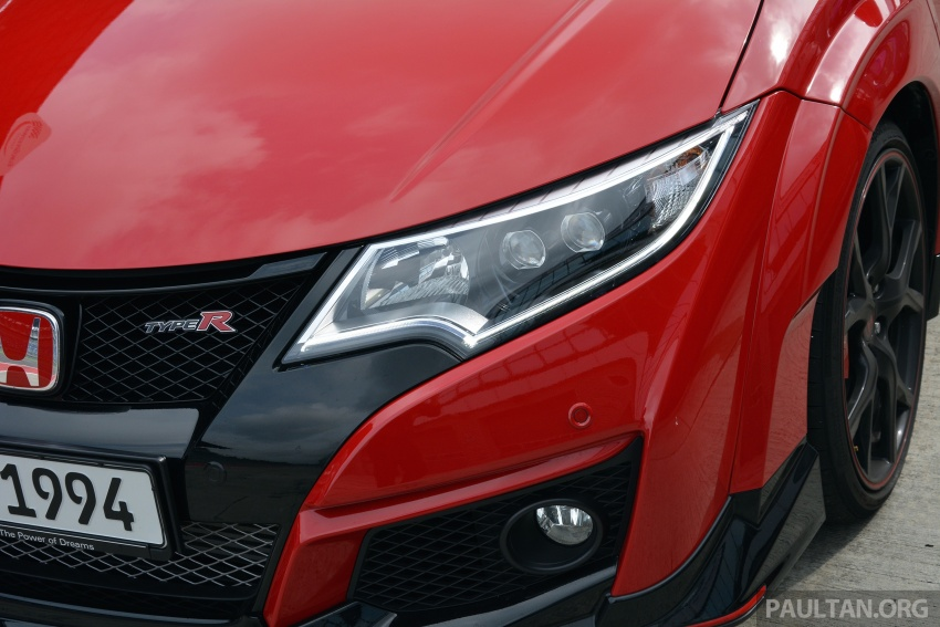 GALLERY: Honda Civic Type R – FWD King of the Ring meets past hatchback masters EP3, FN2 and FK2 Image #678866