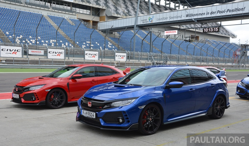 DRIVEN: 2017 FK8 Honda Civic Type R, paradigm shift Image #689059