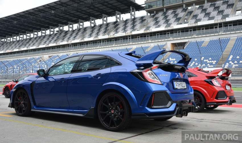 DRIVEN: 2017 FK8 Honda Civic Type R, paradigm shift Image #689061