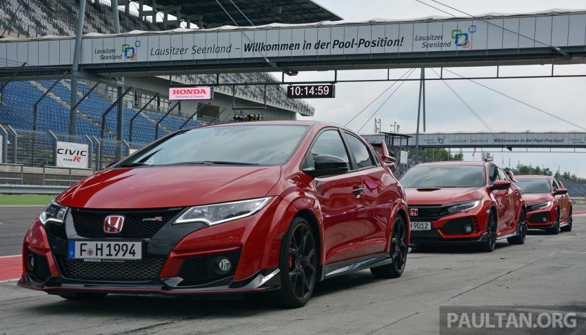 DRIVEN: 2017 FK8 Honda Civic Type R, paradigm shift Image #689063