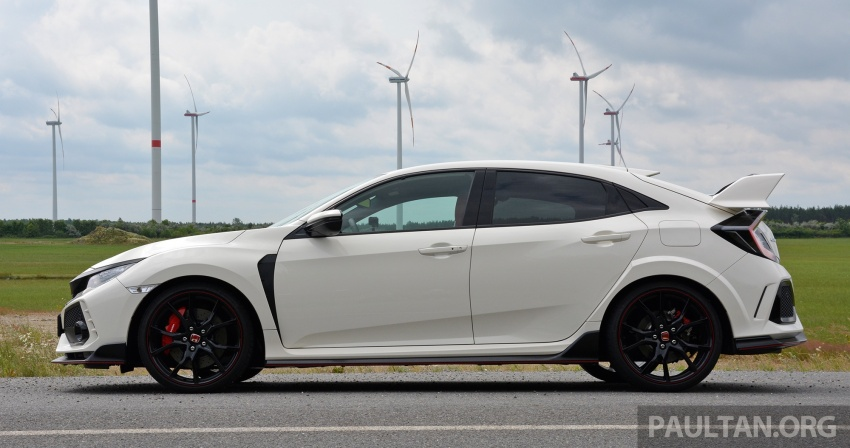 DRIVEN: 2017 FK8 Honda Civic Type R, paradigm shift Image #689038