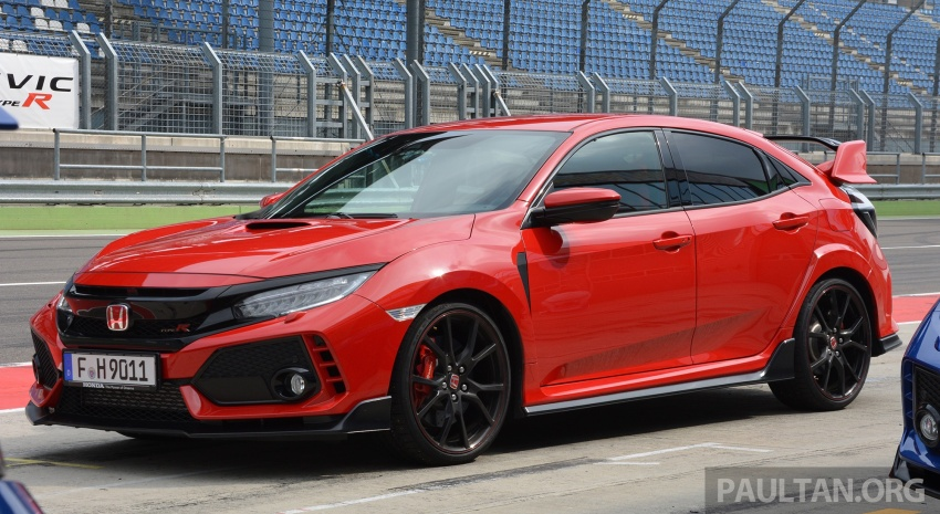 DRIVEN: 2017 FK8 Honda Civic Type R, paradigm shift Image #689066