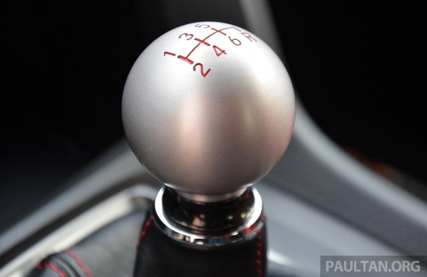 DRIVEN: 2017 FK8 Honda Civic Type R, paradigm shift Image #689080