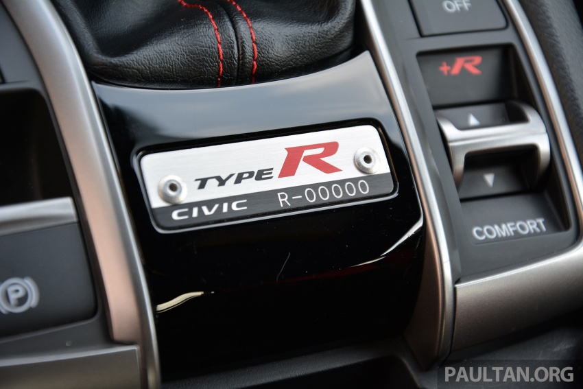 DRIVEN: 2017 FK8 Honda Civic Type R, paradigm shift Image #689082