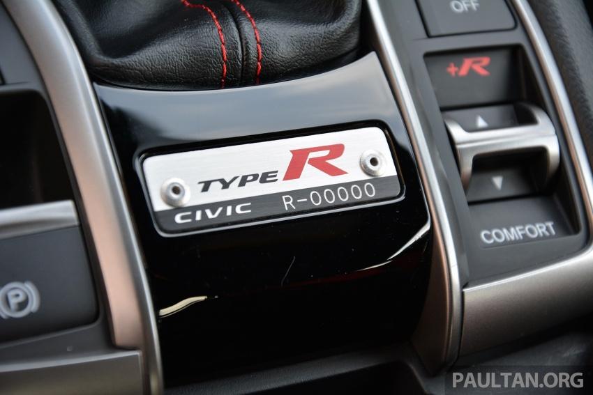 DRIVEN: 2017 FK8 Honda Civic Type R, paradigm shift Image #689082