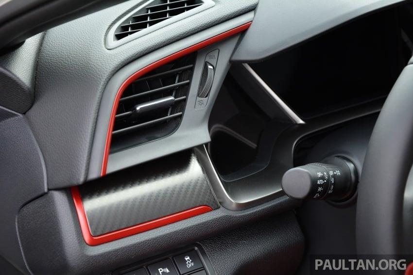 DRIVEN: 2017 FK8 Honda Civic Type R, paradigm shift Image #689089