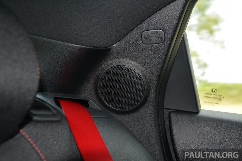 DRIVEN: 2017 FK8 Honda Civic Type R, paradigm shift Image #689096