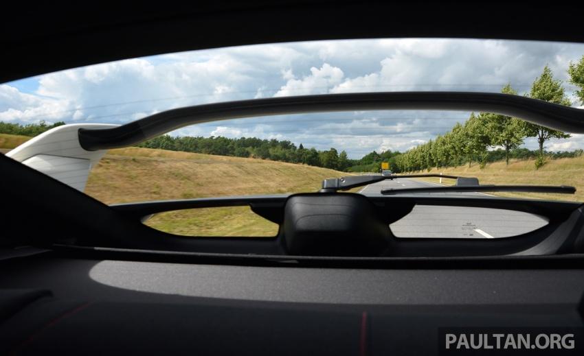 DRIVEN: 2017 FK8 Honda Civic Type R, paradigm shift Image #689100