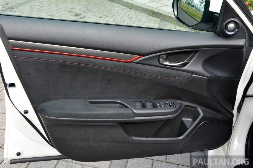 DRIVEN: 2017 FK8 Honda Civic Type R, paradigm shift Image #689102