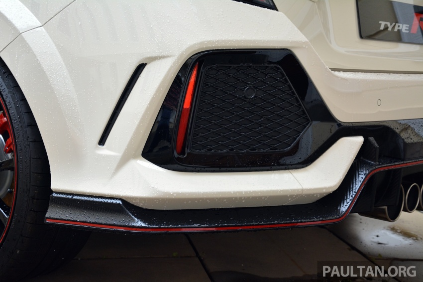 DRIVEN: 2017 FK8 Honda Civic Type R, paradigm shift Image #689107