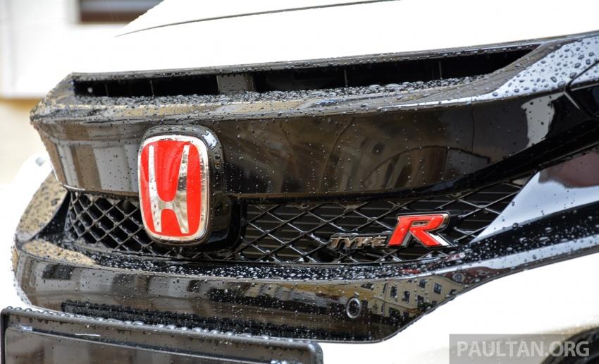 DRIVEN: 2017 FK8 Honda Civic Type R, paradigm shift Image #689110